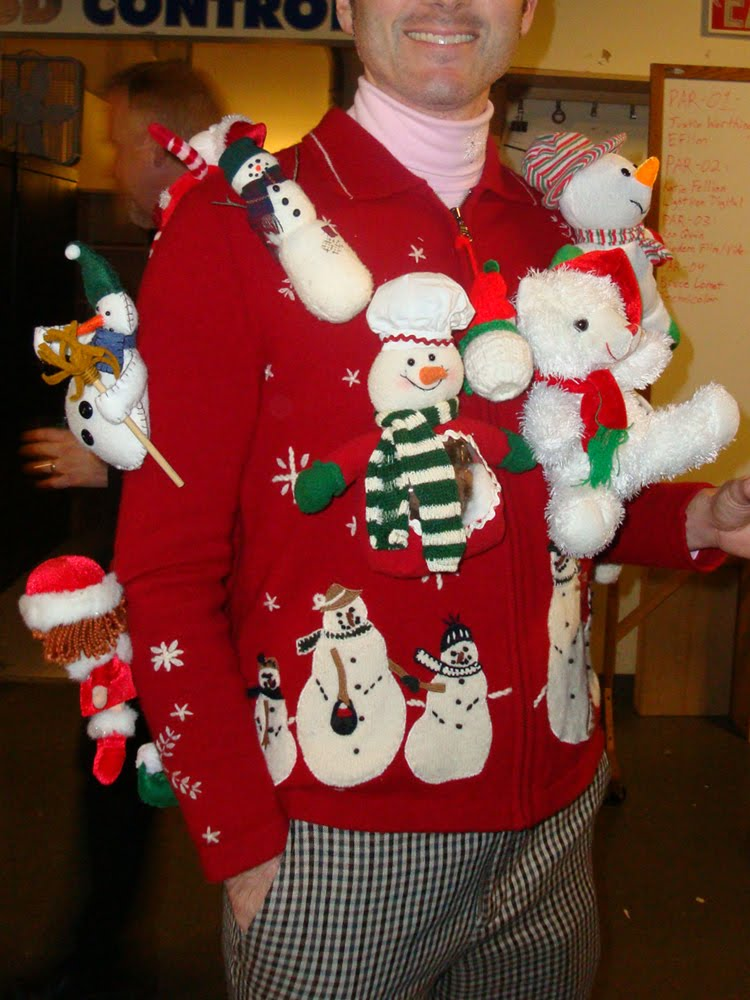 Ugly Christmas Jumpers Ireland