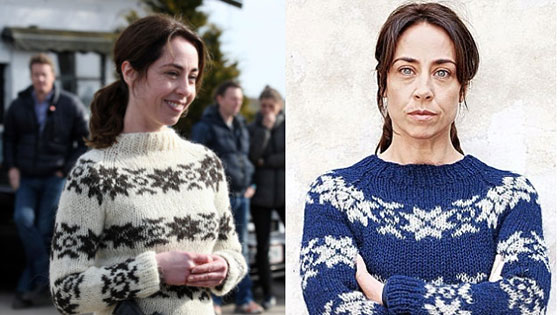 Sarah Lund The Killing Christmas Jumper Ireland